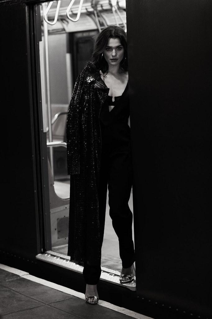 Рэйчел Вайс — Фотосессия для «Violet Grey» 2015 – 3