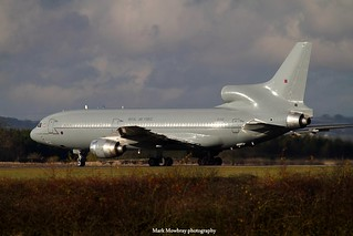 ZE705 Royal Air Force Lockheed L-1011-385-3 TriStar C2