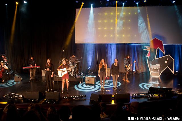 Golden Slumbers - Portugal Festival Awards '15