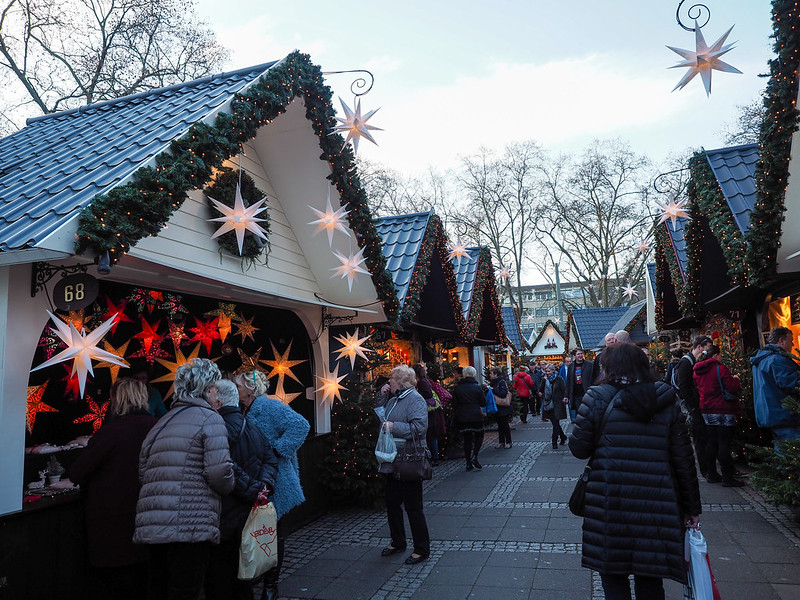 The Angels' Christmas market in Cologne