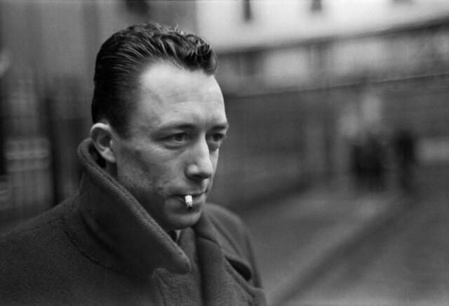 1946 Albert Camus, Paris