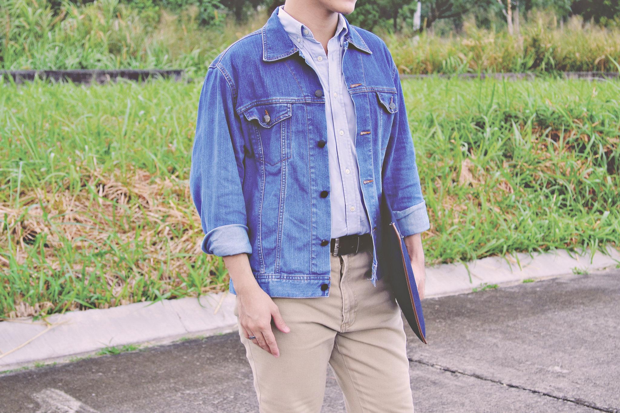 Lifestyle & Fashion Blogger, Mark Ontoy