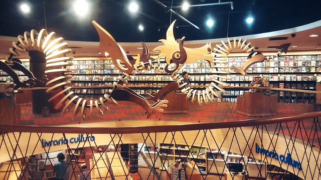 Livraria Cultura | Recife - PE