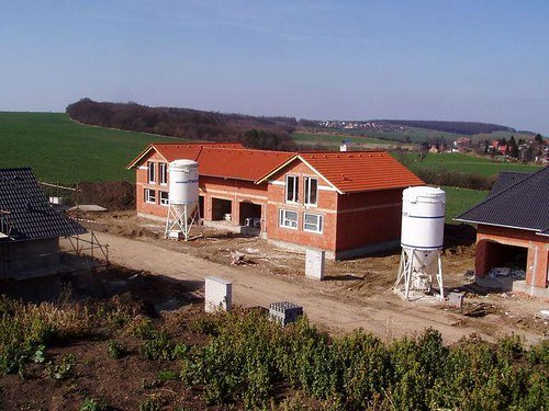 2007 - Výstavba Březinky II