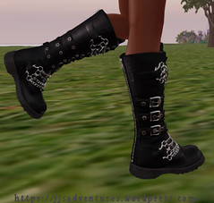 Rebel Yell Boots