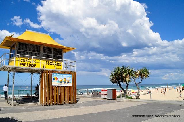 The Esplanade Surfers Paradise Gold Coast