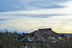 Cloudy in Castle Rock