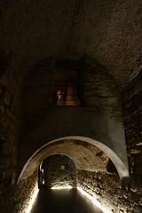 Criptopórtico do Fórum de Aeminium em Coimbra (Ruínas)