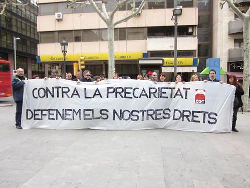 CGT guanya les eleccions sindicals a Correus a Lleida, i obté 7 delegats