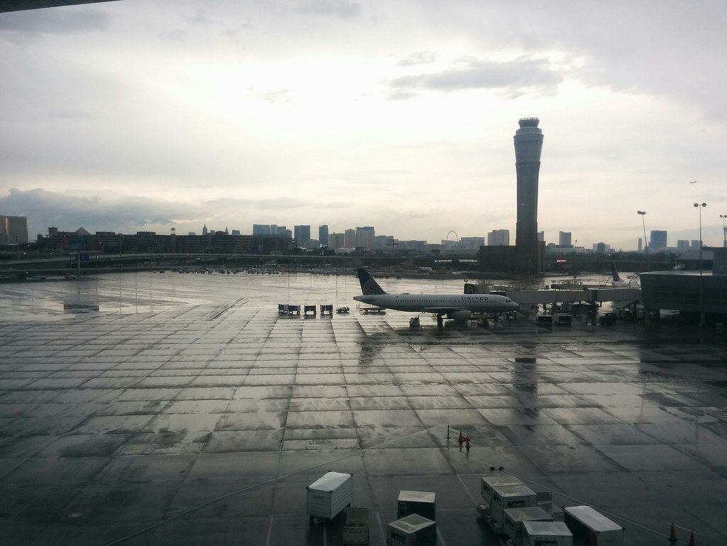 McCarran Airport Concourse D