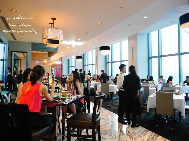 台北101夜景景觀餐廳推薦莫爾頓牛排館 Morton's The Steakhouse (2)