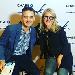 What a day! So inspiring and motivating to talk with Mel Robbins today at the Inc 5000 conference. Check out the full interview on my Twitter and FB page.
