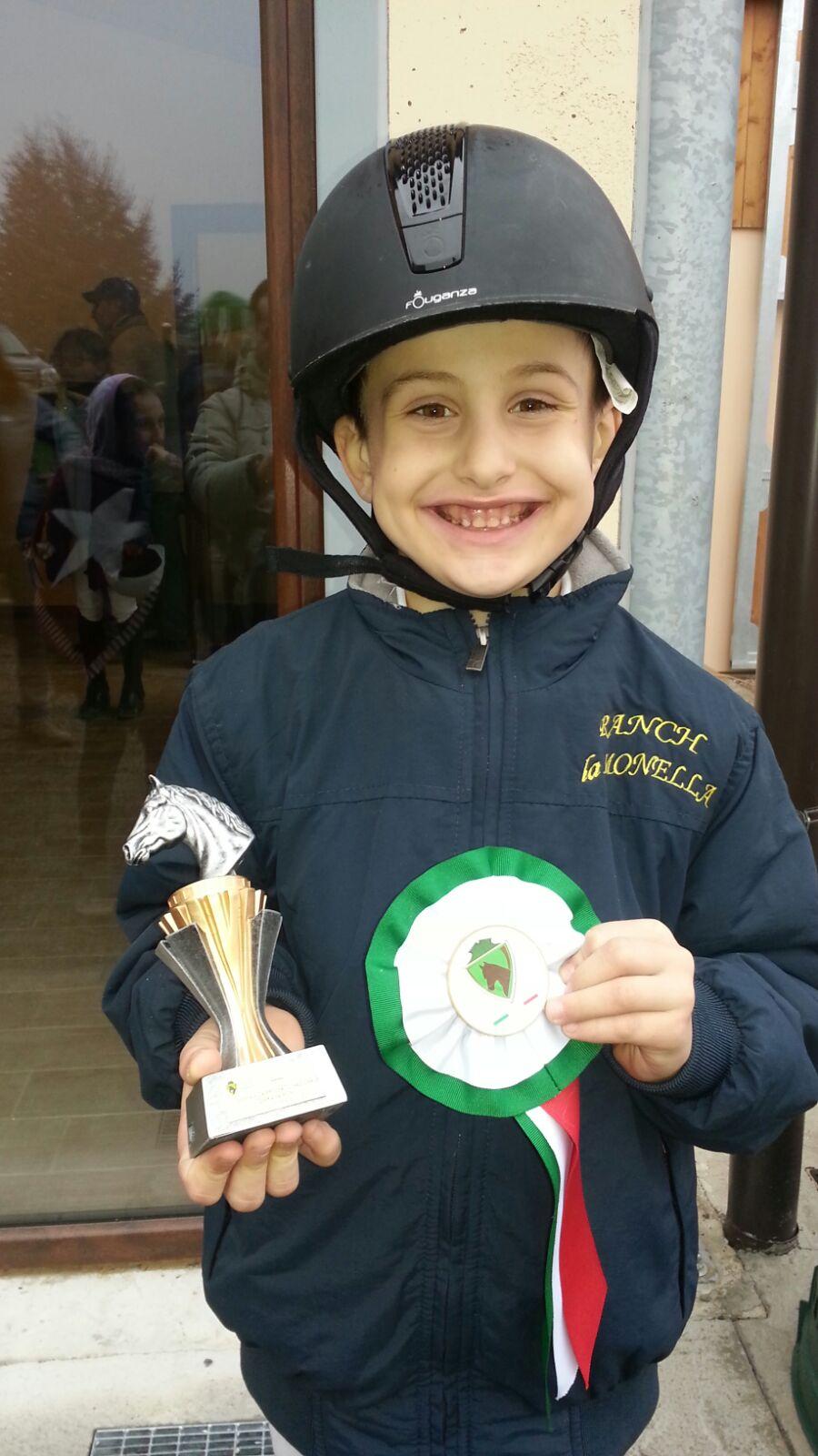 Campionati Italiani Sef 2016, Gimkana Pony e Agility Pony e Cavalli