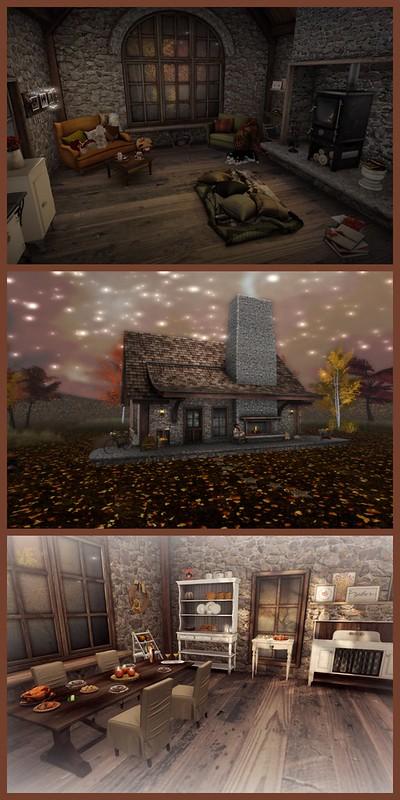 Thanksgiving Cottage