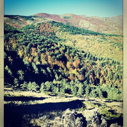 #tardor #castillayleon #pont #trekking