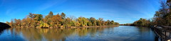 Anacostia River Trail Panorama
