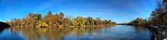 Anacostia River Trail Panorama