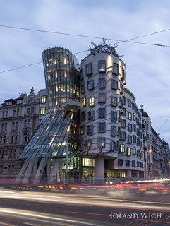 Prague - Dancing House