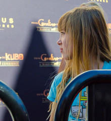 Girl at Kubo Event