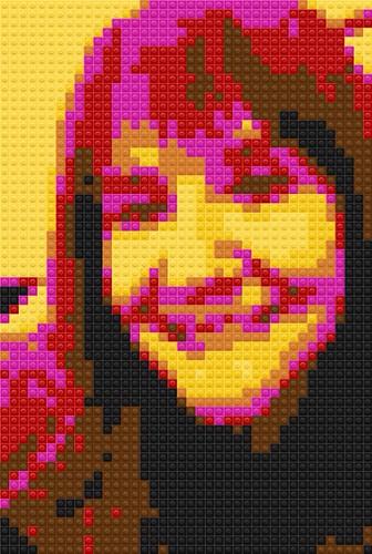 Theresa Breslin Lego Girl