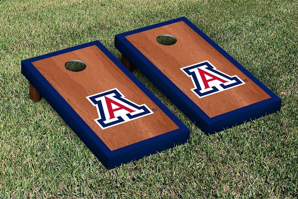 Arizona Wildcats Rosewood Border
