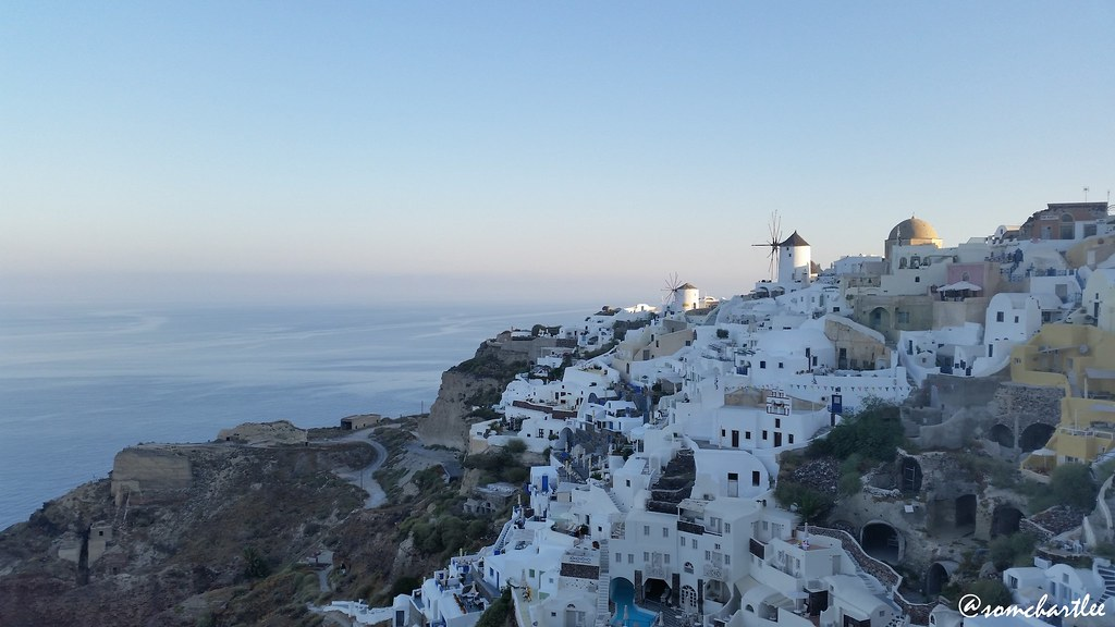 Oia Morning