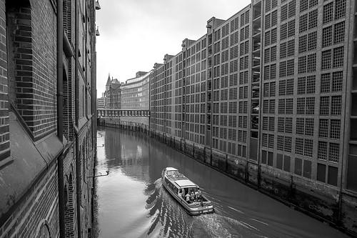 Hamburg channel