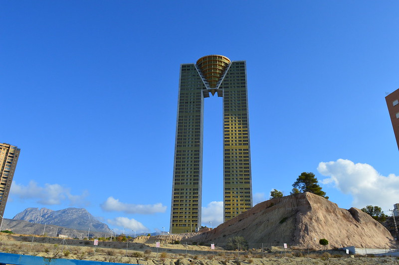 Edificio Intempo - Benidorm