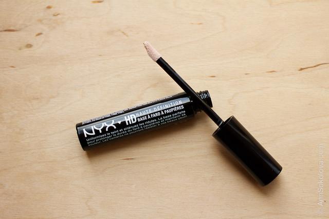 06 NYX HD Eyeshadow Base