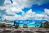 "Pier parking, ""No beach parking"", beach parking by Jack Wallsten"