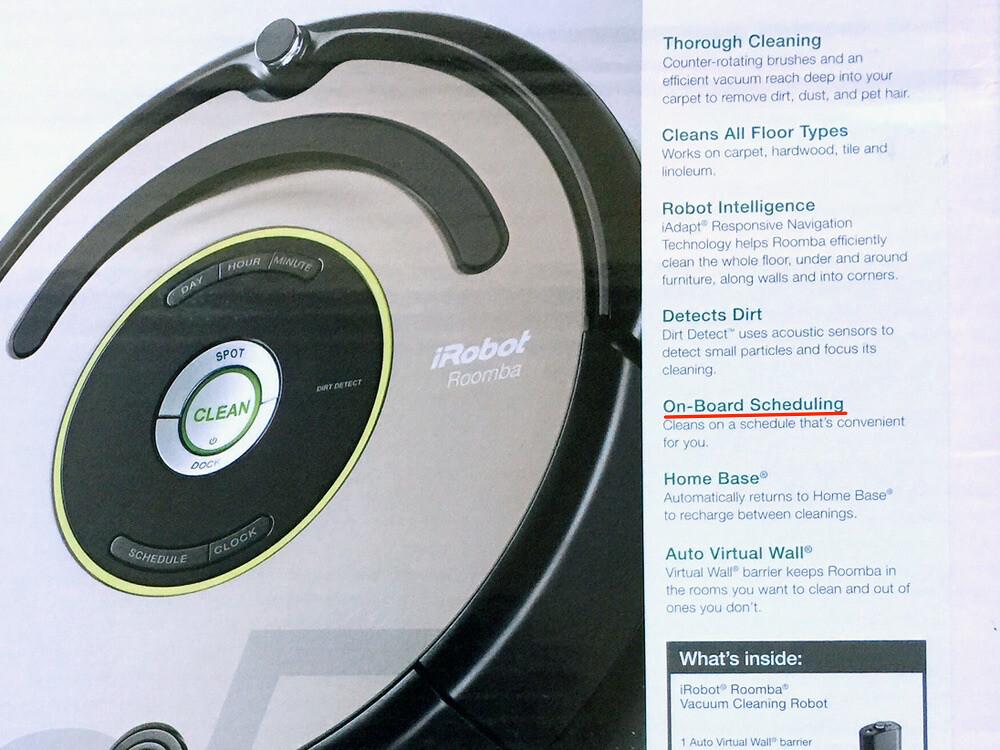 Roomba 3