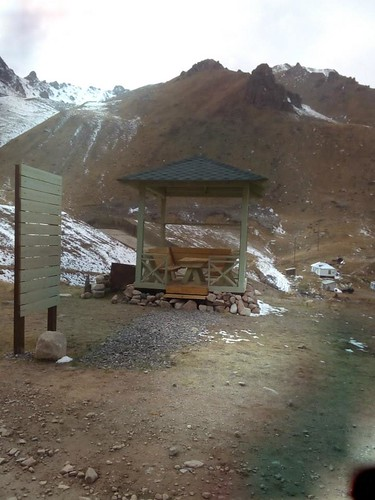 Альпиниада на пик Молодежный (4147 м) (10)