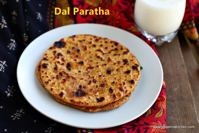 Dal- paratha