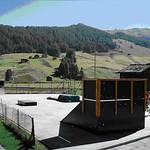Livigno, Sondrio, Parco Skate, Italy