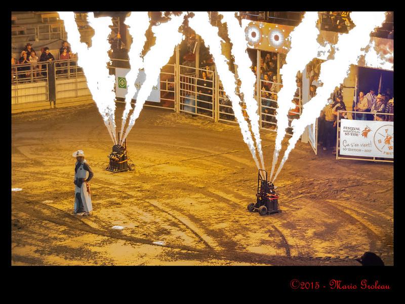 Festival Western de St-Tite - Présentation des Cowboys vedettes!