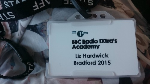 273 - Great afternoon running Blogging for your brand with @1xtra Some amazingly inspiring young people #photo365
