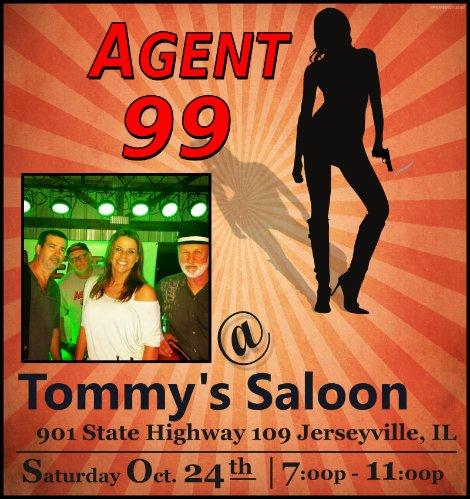 Agent 99, 10-24-15