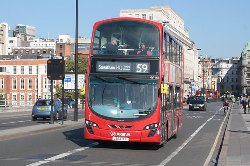Arriva London South HV145 LT63UJF