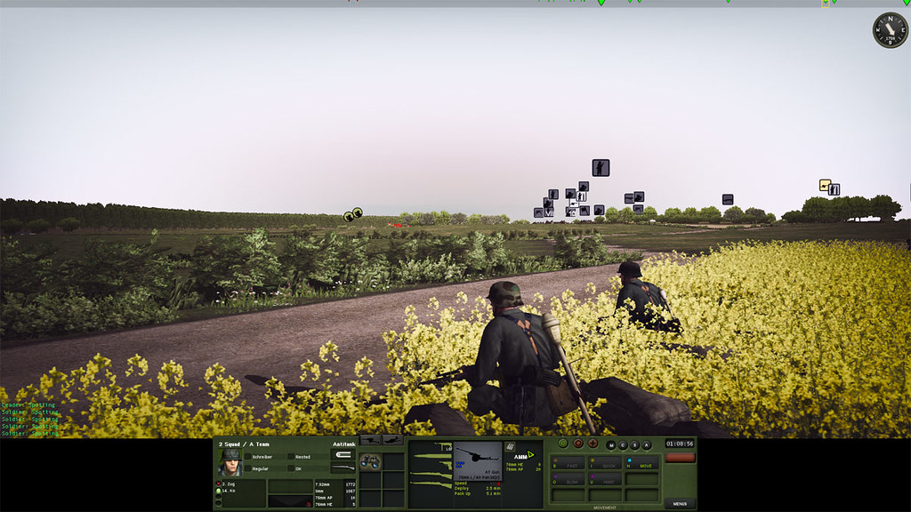 1_Combat_Mission_Red_Thunder_War_Movie_ADVANCED_mode