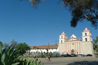 Santa Barbara - Santa Barbara Mission
