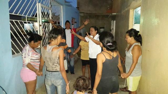 Casas de Oración: Estado Anzoátegui 04-10-15