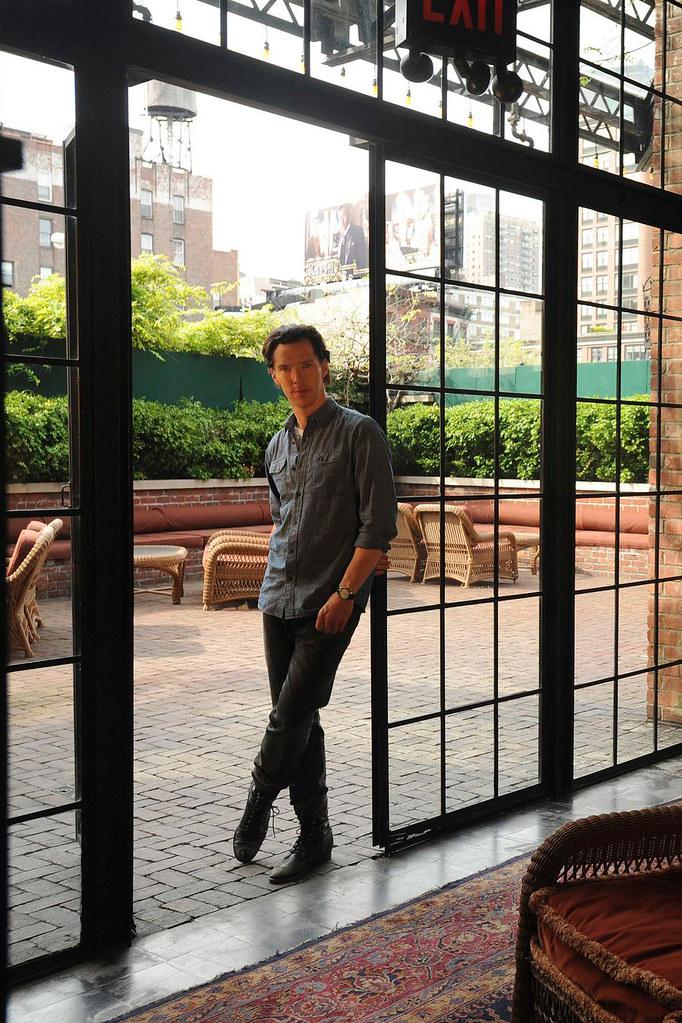 Бенедикт Камбербэтч — Фотосессия для «LA Times» 2013 – 2