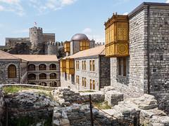2014 Géorgie, La forteresse reconstruite de Alkalchike