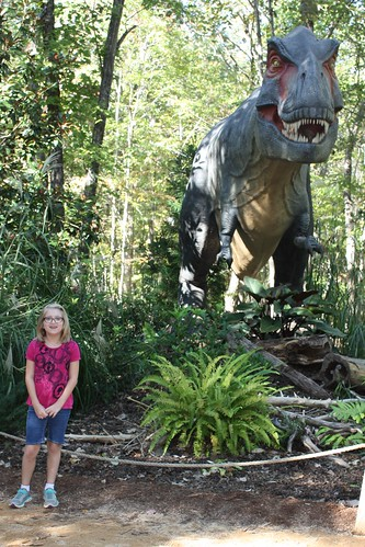 Catie & the T. Rex