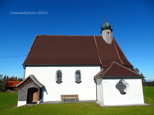 Die Kapelle in Bergers