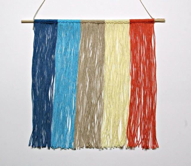Easy Twine Tapestry | shirley shirley bo birley Blog