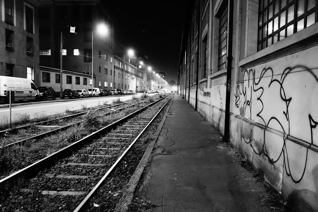 Milan-tramlines