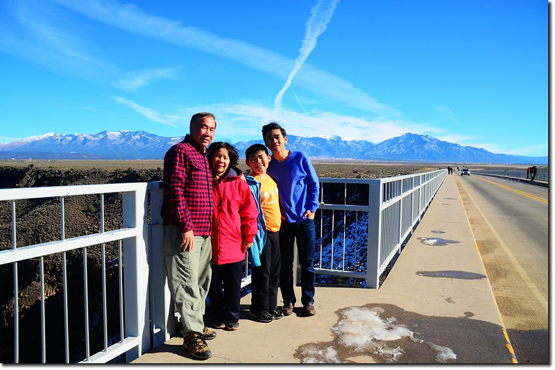 Rio Grande Gorge Bridge 2