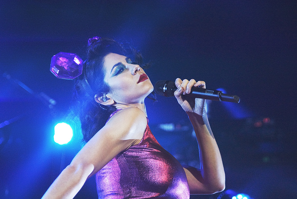 Marina And The Diamonds @ Terminal 5, NYC 09/11/15