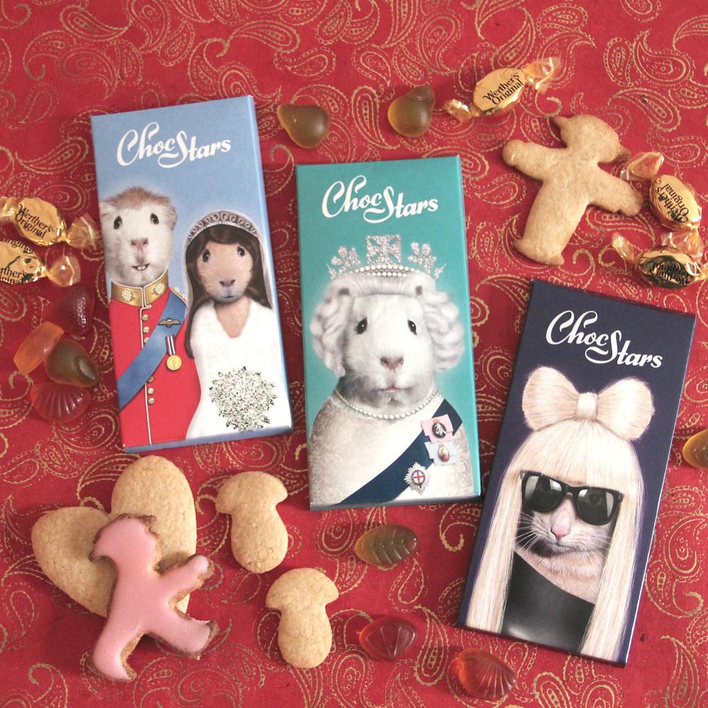 für den Nikolaus-Stiefel ft. Choc Stars I Style By Charlotte